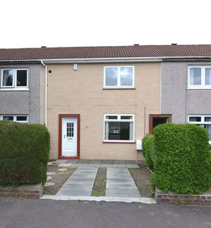 2 Bedrooms Terraced House for sale in Blairlands Drive, Dalry
