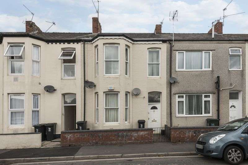 1 Bedroom Flat for sale in Arthur Street, Newport