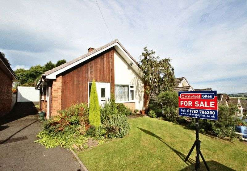 3 Bedrooms Detached Bungalow for sale in Swan Close, Stoke-On-Trent