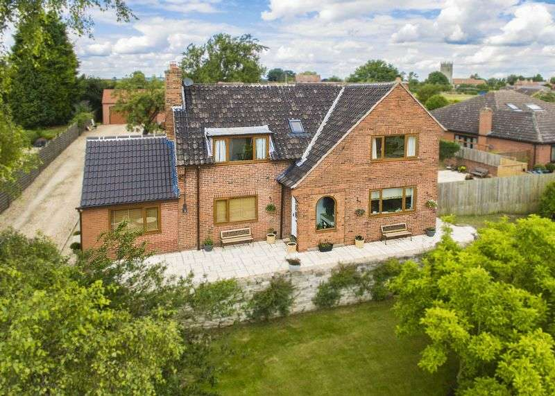 4 Bedrooms Detached House for sale in Top Street, Askham