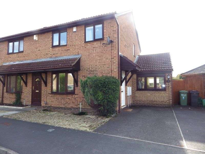 3 Bedrooms Semi Detached House for sale in Stanley Mead, Bradley Stoke