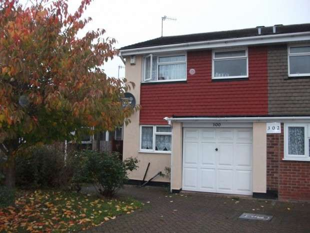 3 Bedrooms Semi Detached House for sale in Hamstead Road, Great Barr, B43