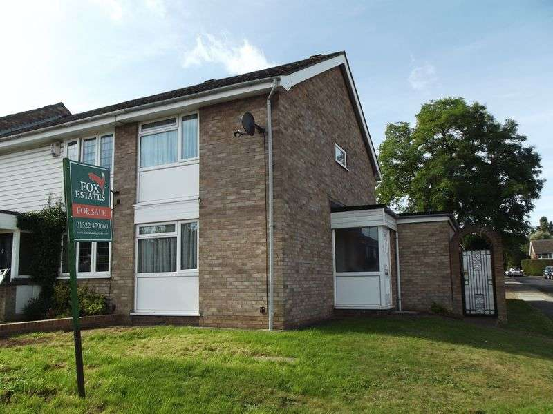 2 Bedrooms Terraced House for sale in Shelley Drive, Welling