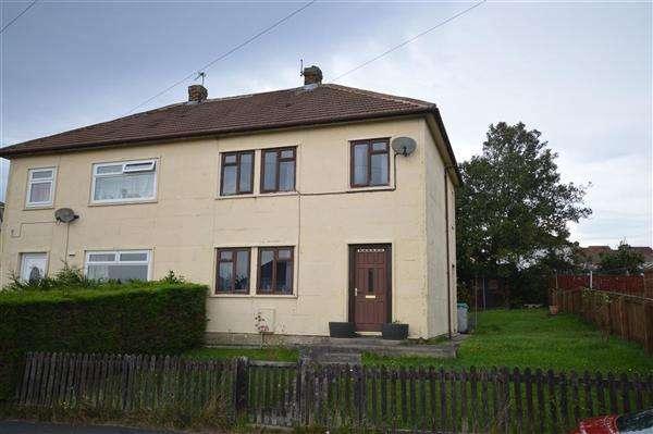 3 Bedrooms Semi Detached House for sale in Hustledown Gardens, Stanley