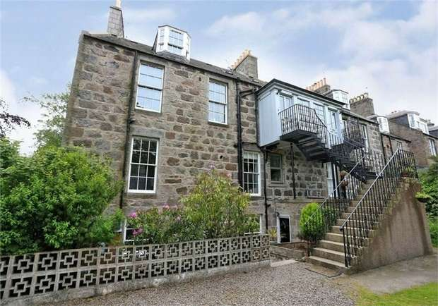 2 Bedrooms Flat for sale in Ferryhill Place, Aberdeen