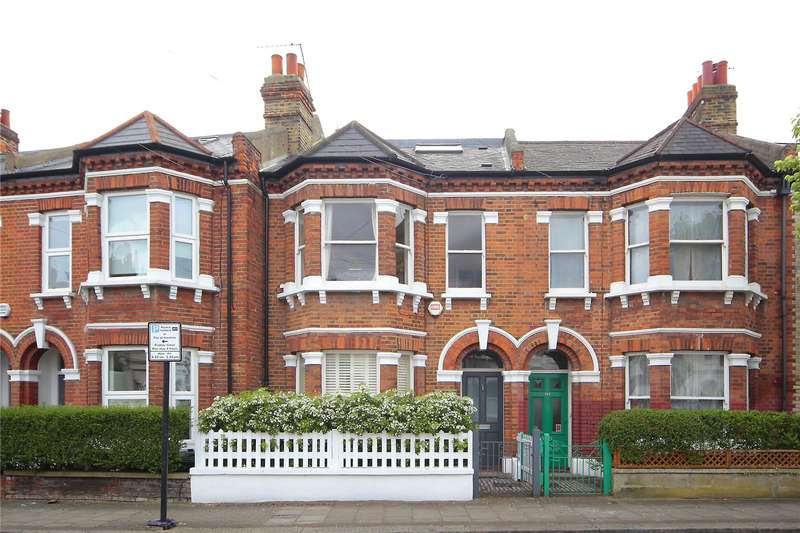 4 Bedrooms Terraced House for sale in Gaskarth Road, Clapham South, London, SW12