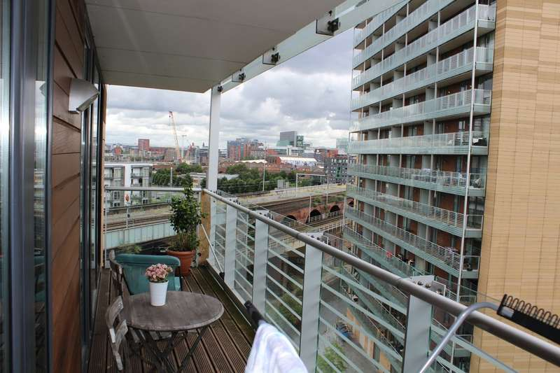 2 Bedrooms Flat for sale in St Georges Island, 2 Kelso Place