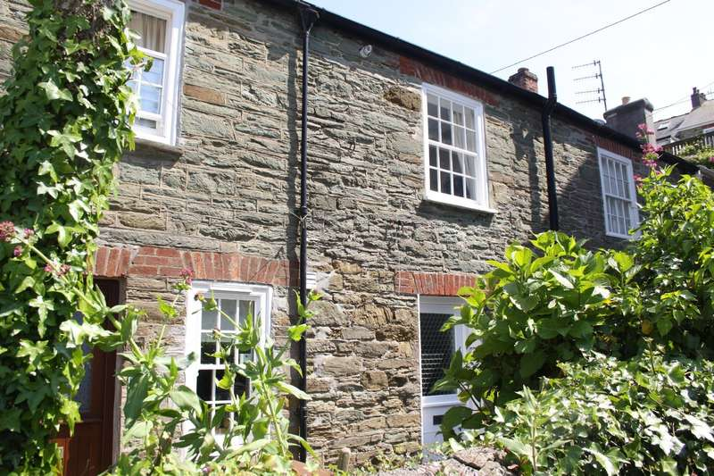 2 Bedrooms Terraced House for sale in 29 Island Street, Salcombe
