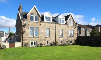 3 Bedrooms Maisonette Flat for sale in East Clyde Street, Helensburgh