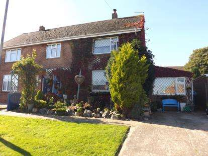 2 Bedrooms End Of Terrace House for sale in Dale View Road, Brookenby, Binbrook, Market Rasen