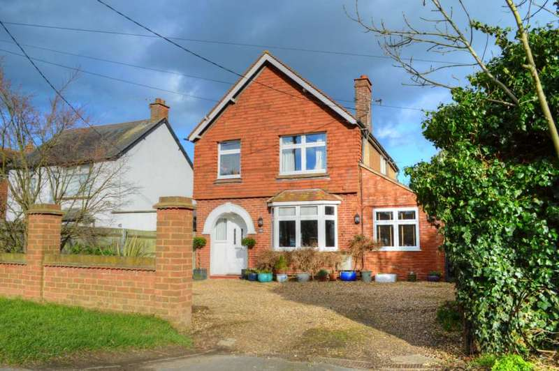 4 Bedrooms Detached House for sale in Wendover Road, Stoke Mandeville