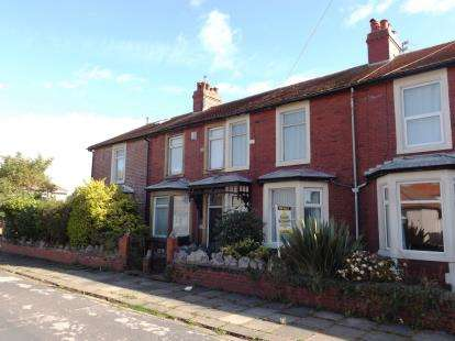 2 Bedrooms Terraced House for sale in Windsor Avenue, Morecambe, Lancashire, United Kingdom, LA4