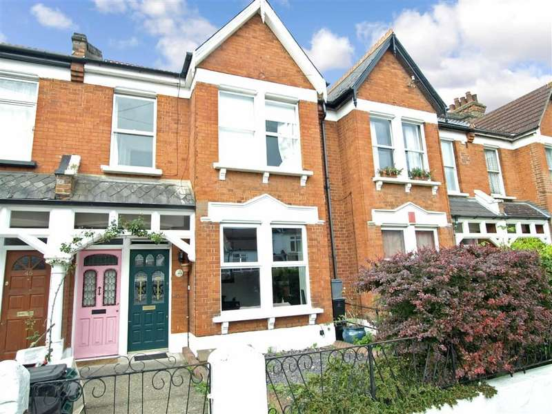 2 Bedrooms Maisonette Flat for sale in Tremaine Road, Anerley, SE20
