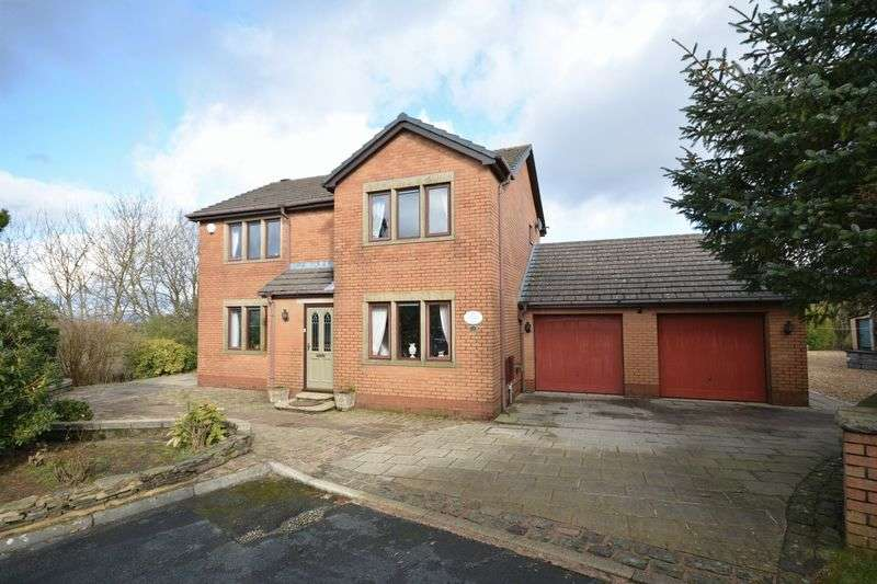 3 Bedrooms Detached House for sale in Acorn Avenue, Oswaldtwistle