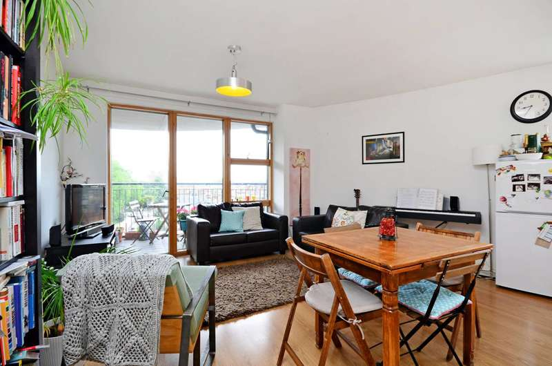 2 Bedrooms Flat for sale in Newington Green, Stoke Newington, N16