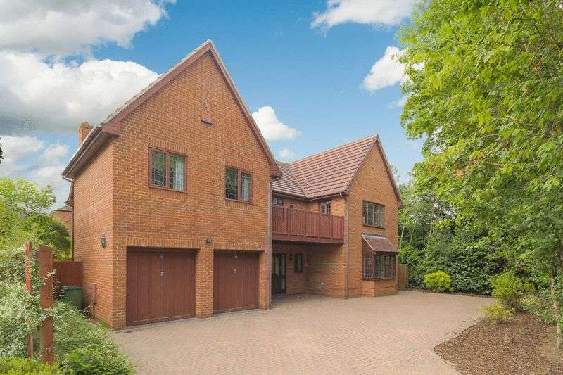5 Bedrooms Property for sale in Shenley Lodge, Milton Keynes