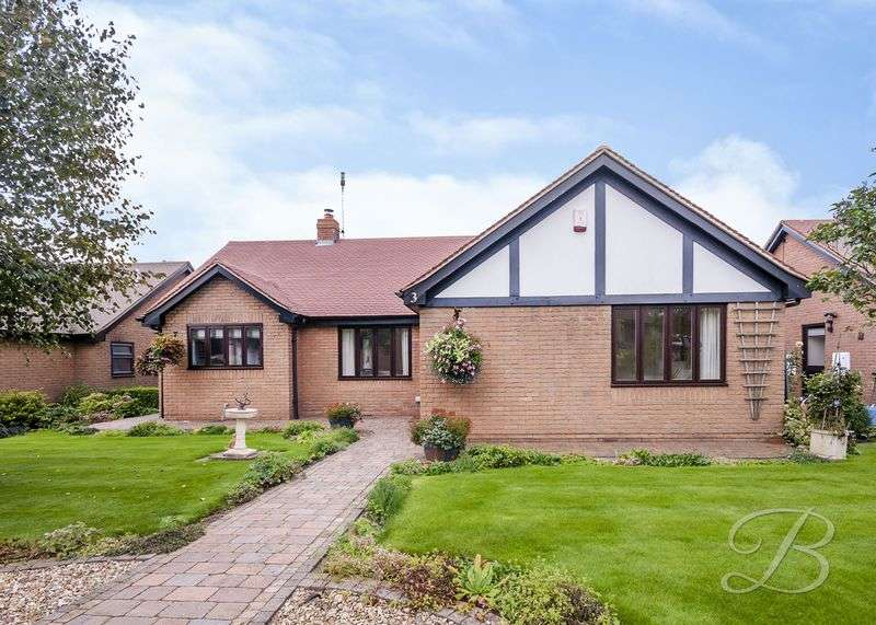 3 Bedrooms Detached Bungalow for sale in The Pinfold, Glapwell