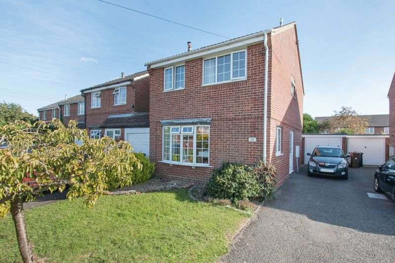 3 Bedrooms Detached House for sale in Windsor Road, Chichester