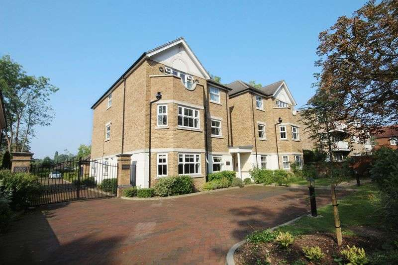 2 Bedrooms Flat for sale in Eaton Court, Westfield Park, Hatch End