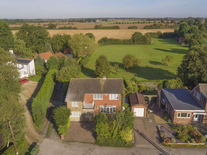 4 Bedrooms Detached House for sale in The Green, Old Ellerby