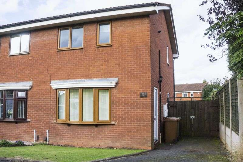 2 Bedrooms Semi Detached House for sale in Barns Lane, Rushall, Walsall