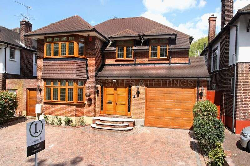 6 Bedrooms Detached House for rent in Brook Way, Chigwell