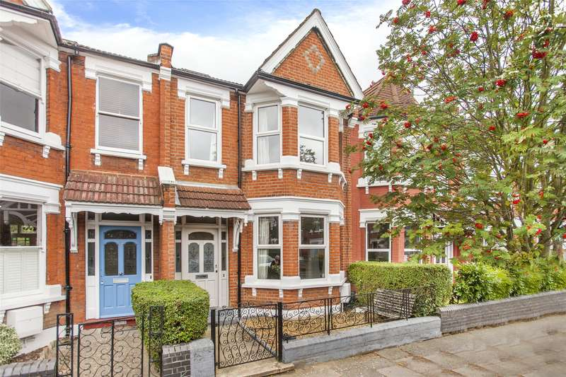 4 Bedrooms Terraced House for sale in Cornwall Avenue, Alexandra Park, N22