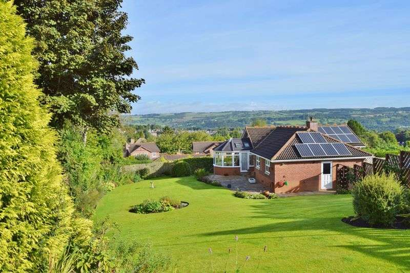 2 Bedrooms Detached Bungalow for sale in The Chase, Causey Hill, Hexham