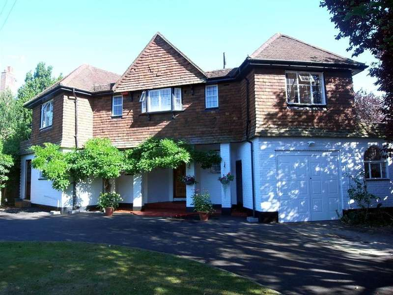 Detached House for sale in Manor Road South, Esher