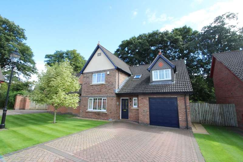 4 Bedrooms Detached House for sale in Cherry Lane, Carlisle, CA1
