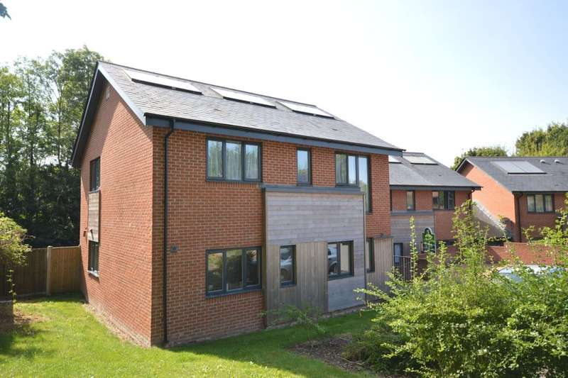 2 Bedrooms Flat for sale in The Dell, Kings Worthy, Winchester, SO23