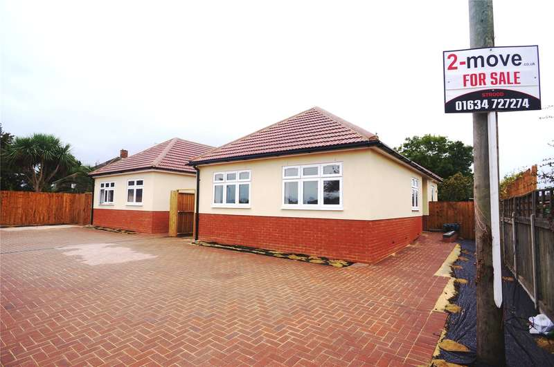 3 Bedrooms Detached Bungalow for sale in Green Lane, Isle of Grain, Rochester, Kent, ME3