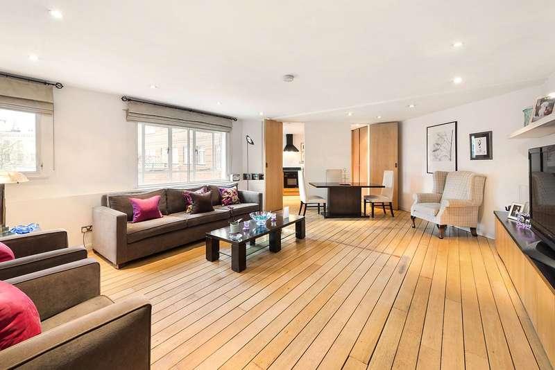 2 Bedrooms Flat for sale in Whitelands House, Cheltenham Terrace, London, SW3