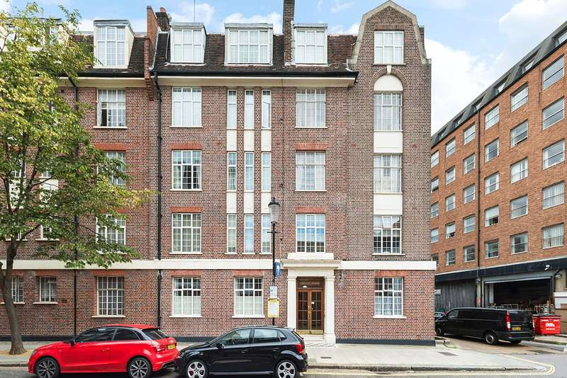 2 Bedrooms Flat for sale in Forsyte House, Chelsea Manor Street, London, SW3