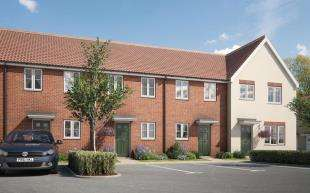 2 Bedrooms House for sale in Pilgrims Place, Littlebourne Road, Canterbury, Kent