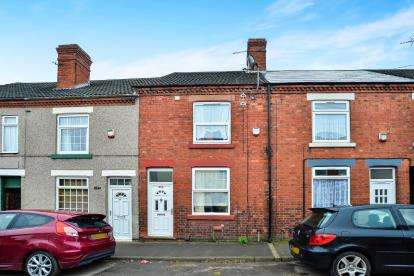 3 Bedrooms Terraced House for sale in Barker Street, Huthwaite, Sutton-in-Ashfield
