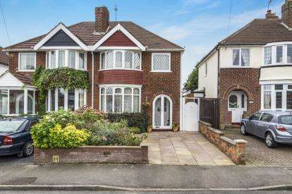 3 Bedrooms Semi Detached House for sale in Shalford Road, Solihull, West Midlands