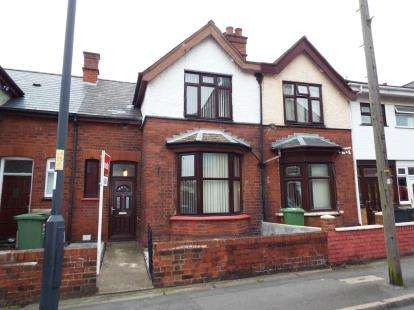 2 Bedrooms Terraced House for sale in Salisbury Street, Wednesbury, West Midlands
