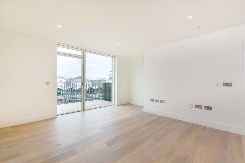 1 Bedroom Flat for sale in West Row, North Kensington, W10