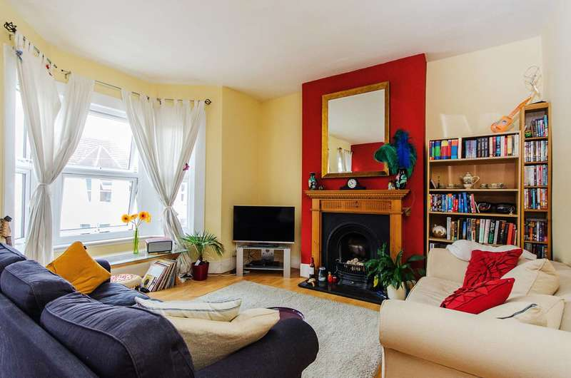2 Bedrooms Flat for sale in Agnew Road, Honor Oak Park, SE23
