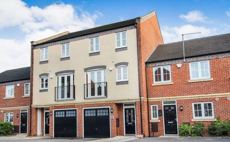 3 Bedrooms House for sale in Kelham Drive, Nottingham