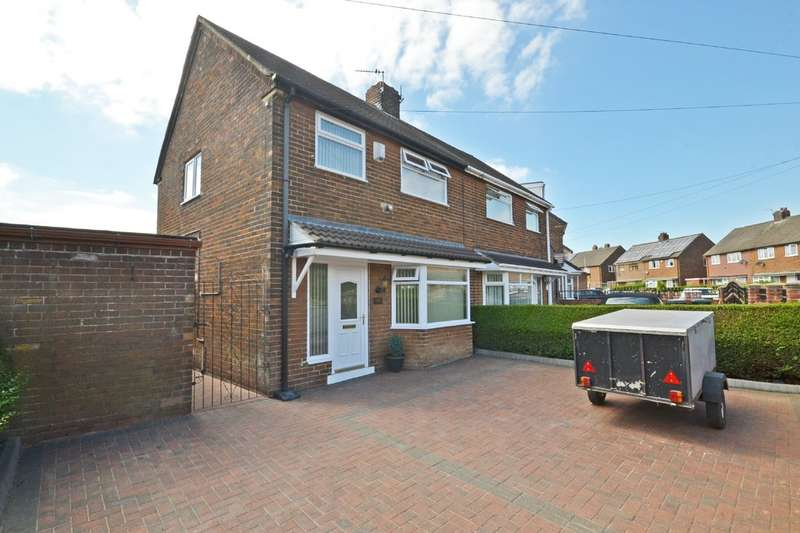 2 Bedrooms Semi Detached House for sale in Northstead, Dewsbury