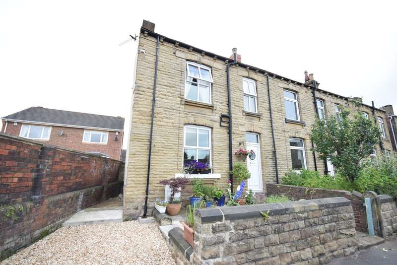 1 Bedroom End Of Terrace House for sale in Saville Street, Ossett