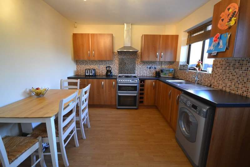 2 Bedrooms Semi Detached House for sale in Bodmin Drive, Normanton
