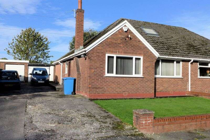 3 Bedrooms Semi Detached Bungalow for sale in Hyde Road, Worsley