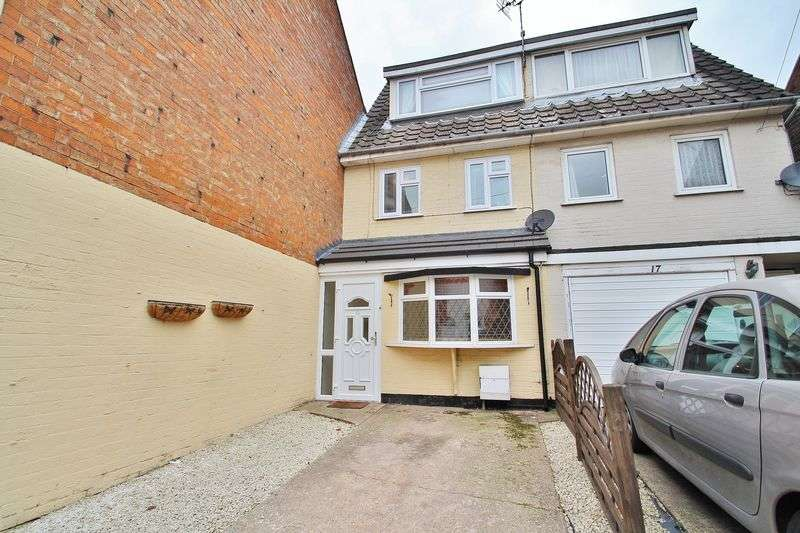 4 Bedrooms Semi Detached House for sale in Albion Street, Syston, Leicestershire
