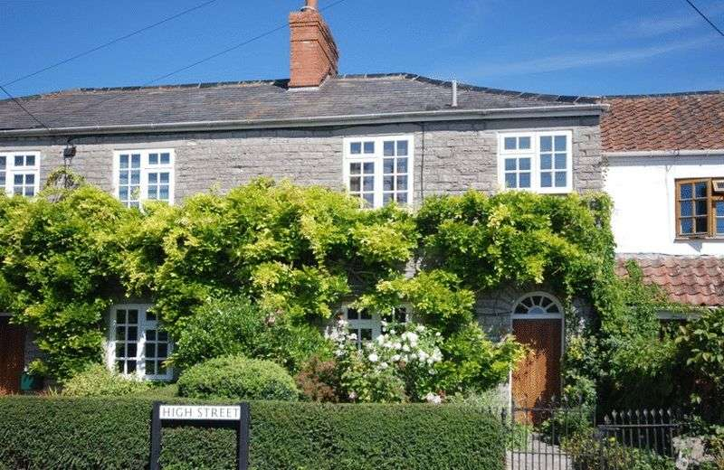 2 Bedrooms Semi Detached House for sale in Keinton Mandeville. Between Somerton & Castle Cary