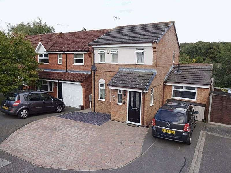 3 Bedrooms Detached House for sale in Ailesbury Road, Ampthill
