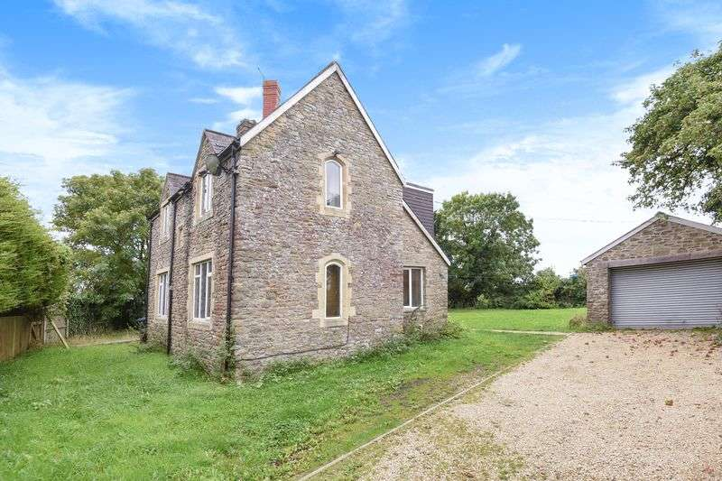3 Bedrooms Detached House for sale in Cromhall, Wotton-Under-Edge