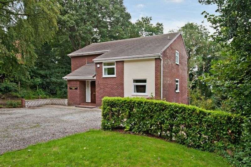 6 Bedrooms Detached House for sale in Alvanley Road, Helsby